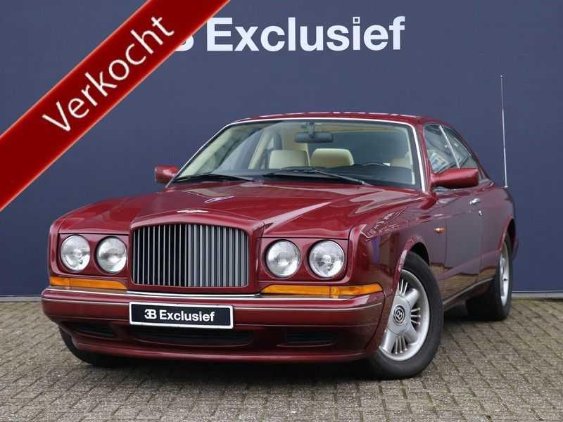Bentley Continental R 6.8 incl. BTW afbeelding 12