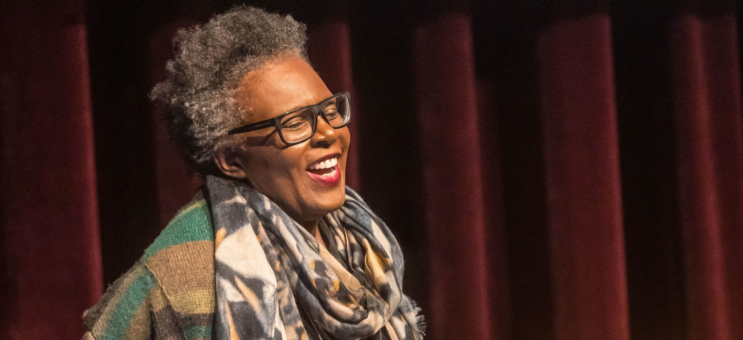 Poet Claudia Rankine talks about race, Blackness and art at UBC