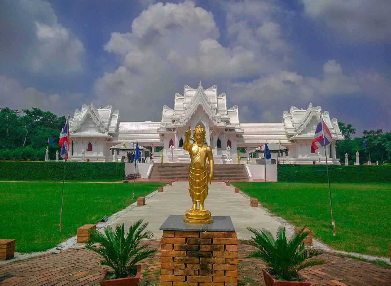 Royal Thai Monastery of Lumbini