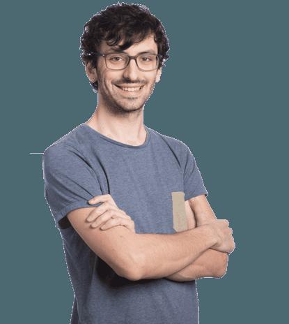 Matthieu, client du cabinet d'expertise-comptable pour freelance Dougs