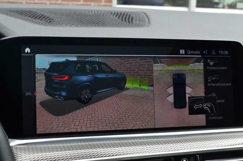 BMW X5 xDrive30d 265pk M-Sport Pano Luchtv Trekh DA+ PA+ Standk afbeelding 22