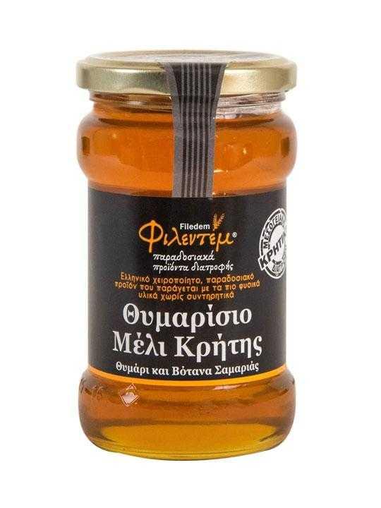 Θυμαρίσιο Μέλι Κρήτης - 420γρ