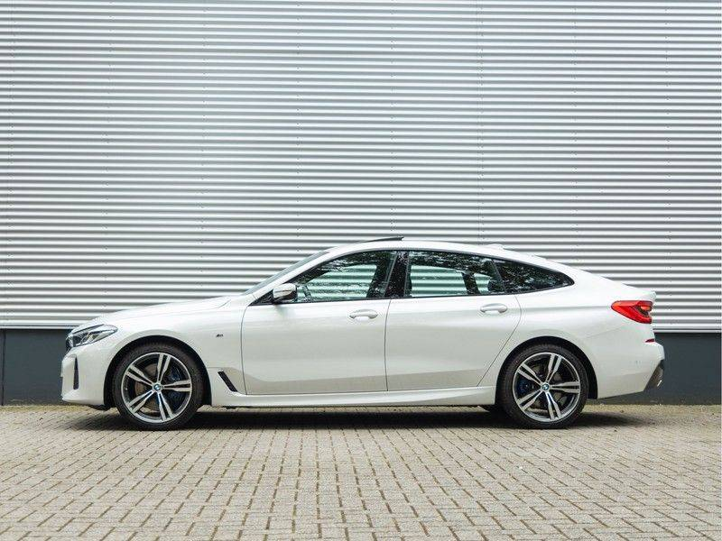 BMW 6 Serie Gran Turismo 630i High Executive - M-Sport - Luchtvering - Facelift - Panorama afbeelding 7