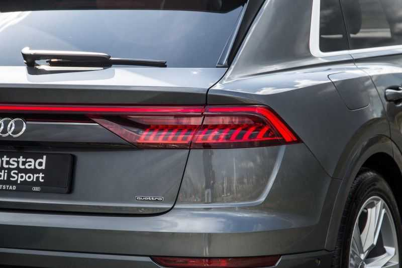 Audi Q8 55 TFSI quattro 340PK | Pano.dak | S-Line | 360 Camera | Adapt.cruise | Head-Up | B&O Advanced Sound | Massage/ventilatie/verwarmde Stoelen | Matrix LED | Full option | afbeelding 10