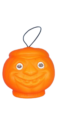Mr. Pumpkin Candy Pail photo