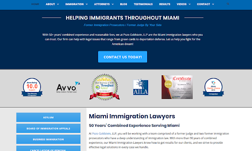 Hire an Immigration Lawyer