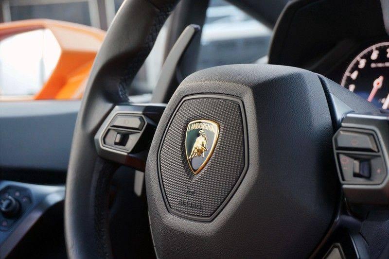 Lamborghini Huracan LP610-4 5.2 V10 Arancio Borealis afbeelding 7