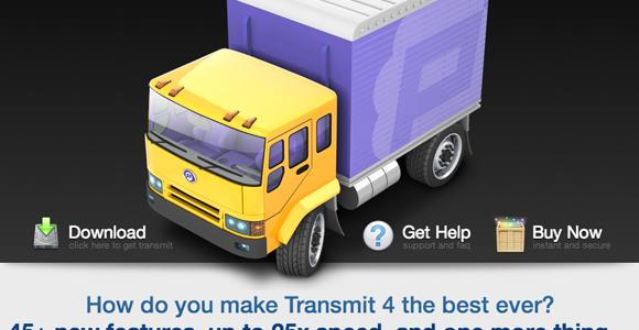 transmit ftp app