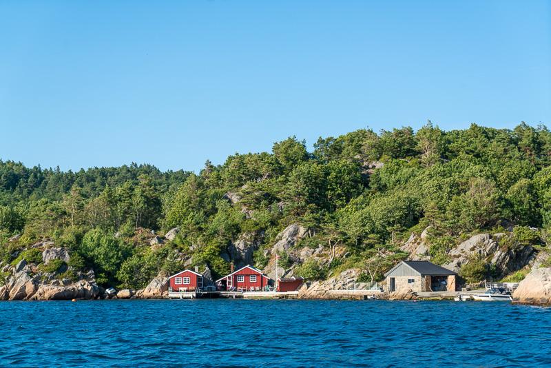 Tregde, Norway