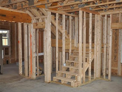 New addition construction services such as additional rooms, living spaces, attached garages, and new floors by MDH Construction in Plymouth, MA