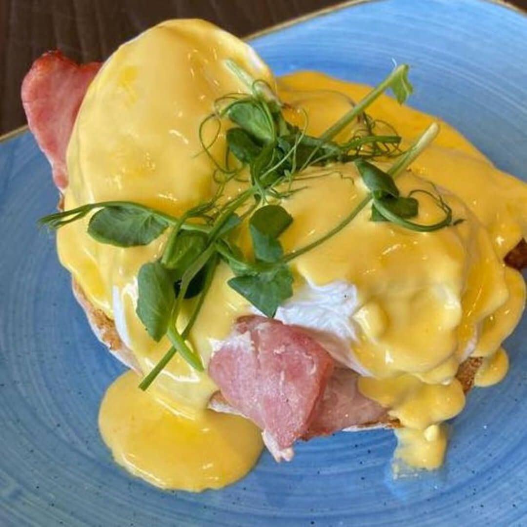 Beulah Bistro eggs benedict