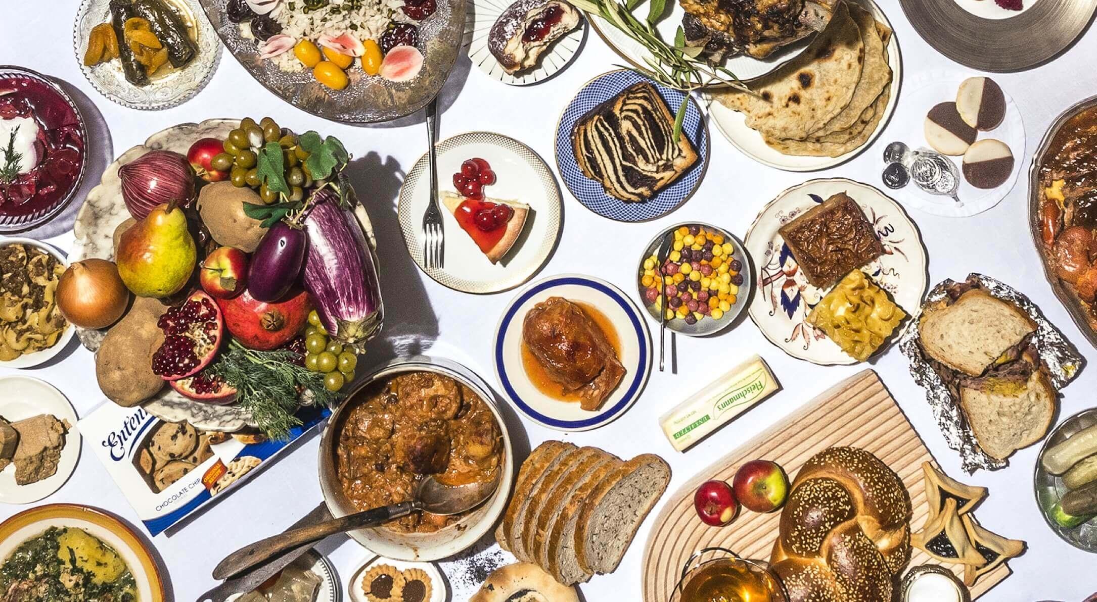 100 Most Jewish Foods Header