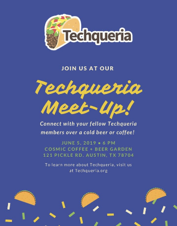 Techqueria Meet-Up!