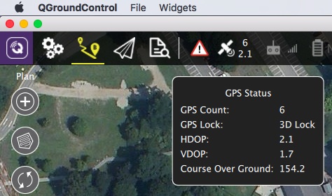 GPS working