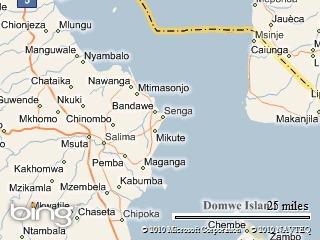 We went to Senga Bay