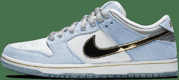 Nike x Sean Cliver SB Dunk Low