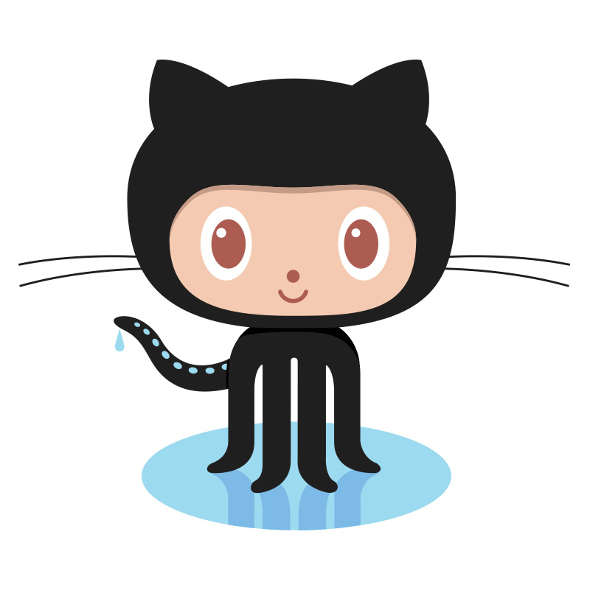 Octocat GitHub logo