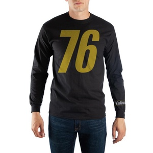 Fallout 76 Men's Long Sleeve Shirt