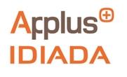 Applus + IDIADA test logo