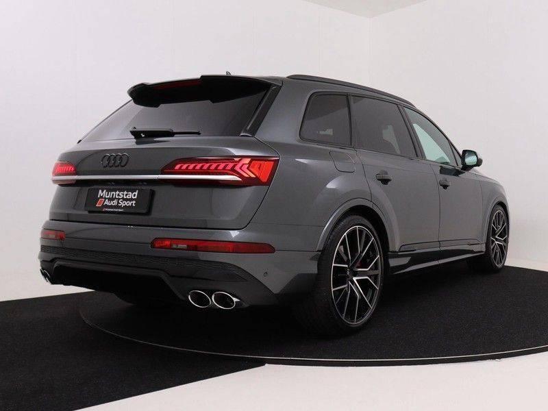 Audi Q7 4.0 TFSI SQ7 quattro 7p 507PK | S-Line | Pano.Dak | 360 Camera | B&O Sound | Keyless-Entry | S-Sportstoelen | Assistentie Tour-City-Parking | 7 Persoons afbeelding 5