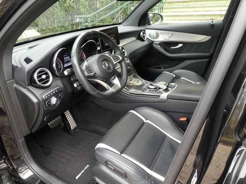 Mercedes-Benz GLC 63 S AMG 4MATIC+ Coupé, Keramische remmen afbeelding 8