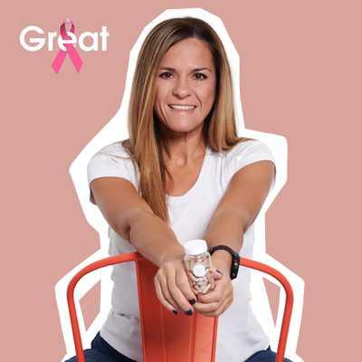 🎀Η Breast Cancer Survivor και συνδρομήτρια της πολυβιταμίνης Great Έλσα @elsamavromara , μοιράζεται μαζί μας την ιστορία της, με την ελπίδα να αποτελέσει έμπνευση για άλλες γυναίκες που θα βρεθούν αντιμέτωπες με την ίδια ασθένεια, ώστε να δουν τη φωτεινή πλευρά της ζωής και να αντιμετωπίσουν τον καρκίνο του μαστού με θάρρος. ⠀⠀⠀⠀⠀⠀⠀⠀⠀ 💫Βρείτε την συνέντευξη στο www.greatforwomen.com ή πατώντας στο link in bio! ⠀⠀⠀⠀⠀⠀⠀⠀⠀ 💫Μοιραστείτε την συνέντευξη της Έλσας σε στόρυ για να διαδώσουμε την σημασία της πρόληψης  ⠀⠀⠀⠀⠀⠀⠀⠀⠀ #breastcancerawareness #breastcancersurvivor #breastccancerawarenessmonth #greatinspiration #greatforwomen #greatstrength