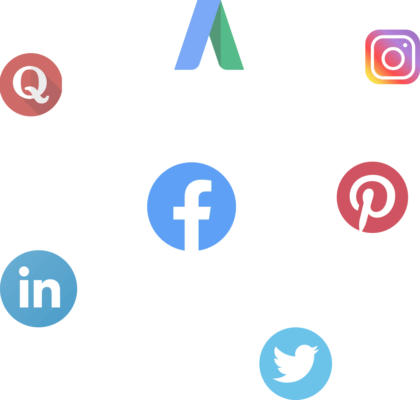 Attribution connect platforms