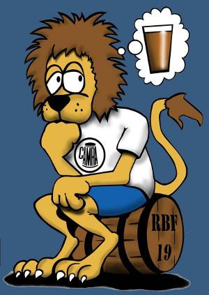 Reading Beer Festival Mascot