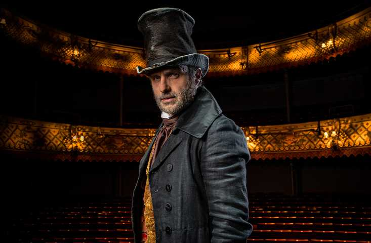 A Christmas Carol - Old Vic Cinema