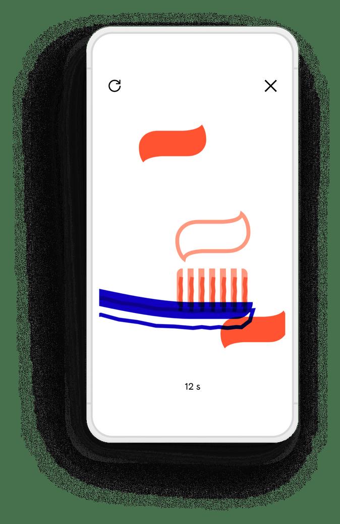 Vardagskampen on phone