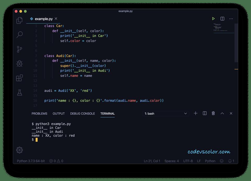Python _init_