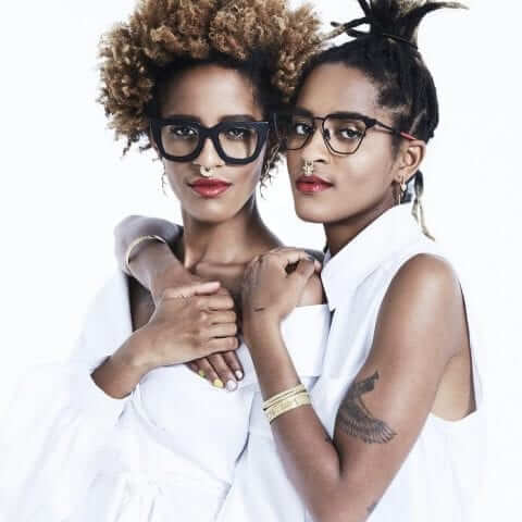 Photo of Coco and Breezy co-founders