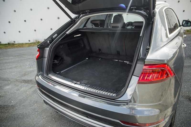 Audi Q8 55 TFSI quattro 340PK | Pano.dak | S-Line | 360 Camera | Adapt.cruise | Head-Up | B&O Advanced Sound | Massage/ventilatie/verwarmde Stoelen | Matrix LED | Full option | afbeelding 18
