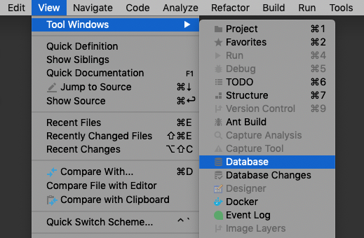 Intellij IDEA | CockroachDB Docs