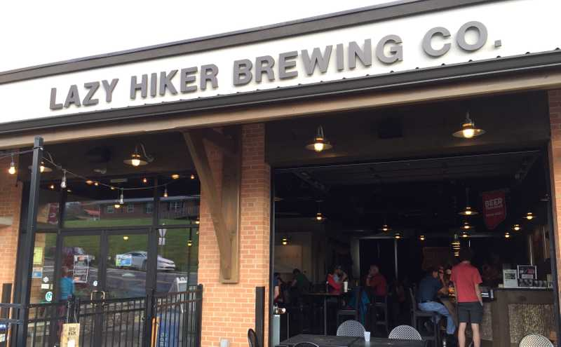 Lazy Hiker Brewing Co.