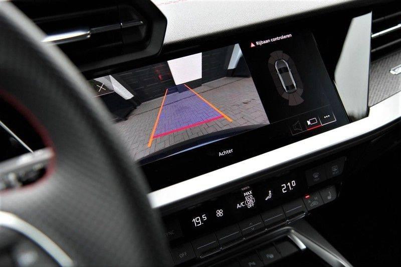 Audi S3 LIMOUSINE PANO.DAK+LEDER+HEAD-UP+CARBON+B&O afbeelding 25