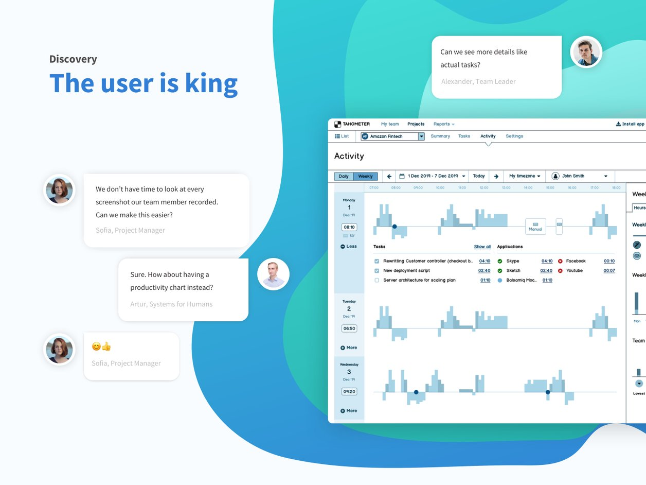 Low Fidelity Prototype and Wireframes - UX Design | Tahometer