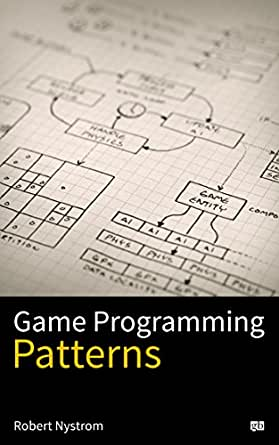 Game Programming Patterns Book Cover
