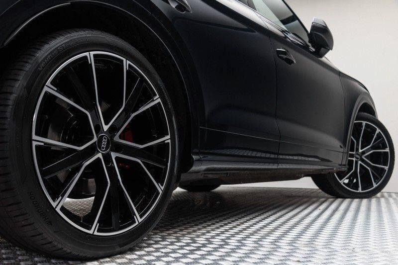 "Audi SQ5 3.0 TDI 347pk Quattro Black Edition Panoramadak Luchtvering Valconaleder B&O Keyless ACC Navi-High Matrix Camera 21""Performance Pdc Verlengde fabrieksgarantie afbeelding 9"