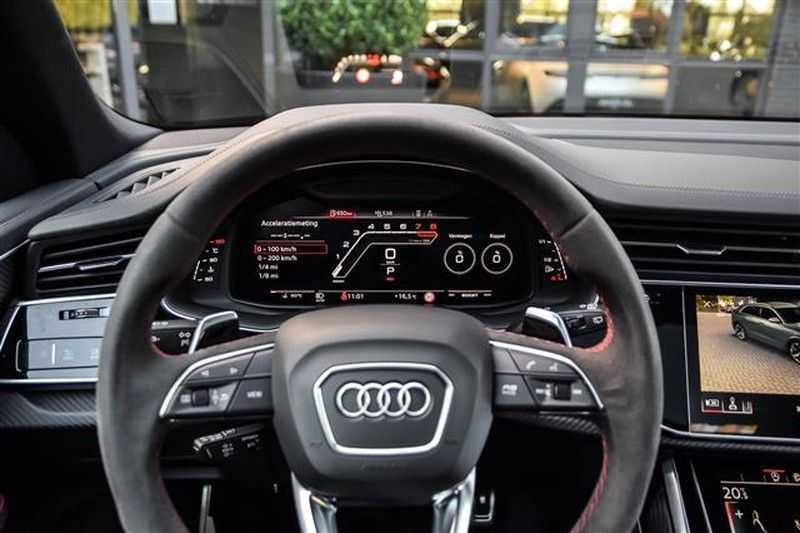 Audi RS Q8 NP.258K DYNAMIC PLUS+PANO.DAK+DESIGNPAKKET afbeelding 3