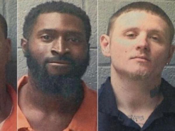 흉악범 3명 감옥서 탈주…경찰, 저인망 수사