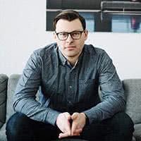 Ben Schwarz's portrait