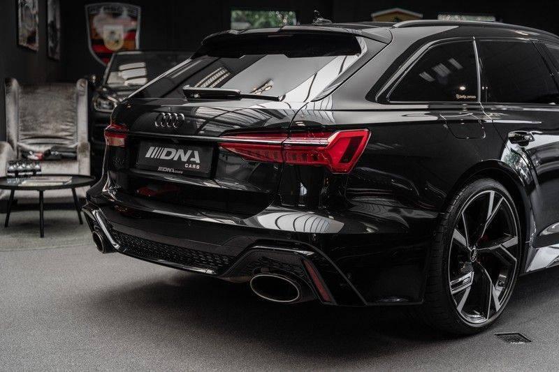 Audi A6 Avant RS 6 TFSI quattro Akrapovic B&O Panoramadak afbeelding 17