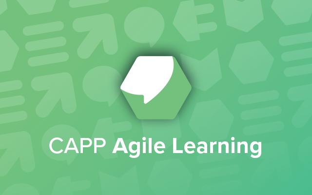 CAPP Agile Productsheet