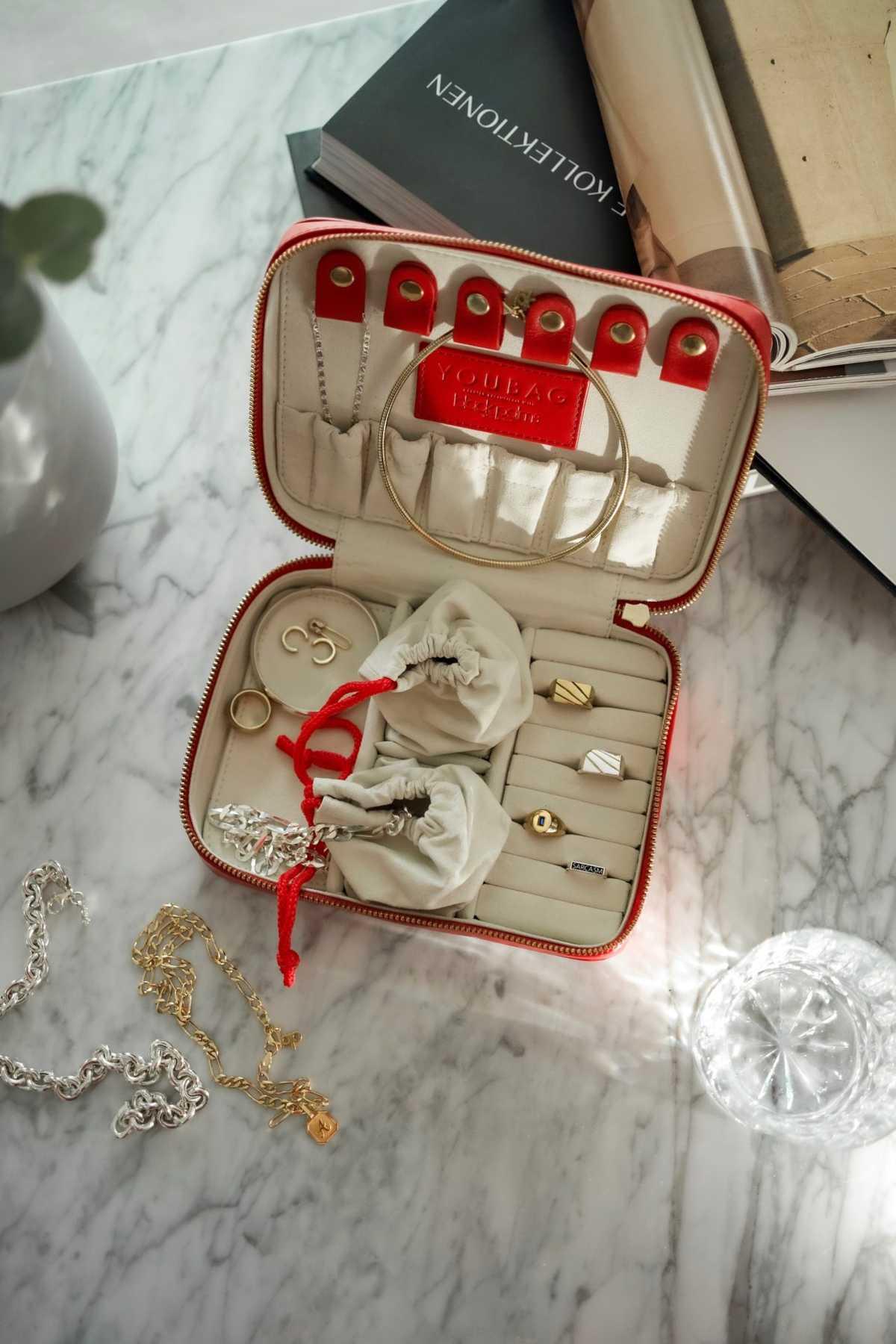 Treasure Box Ruby Red