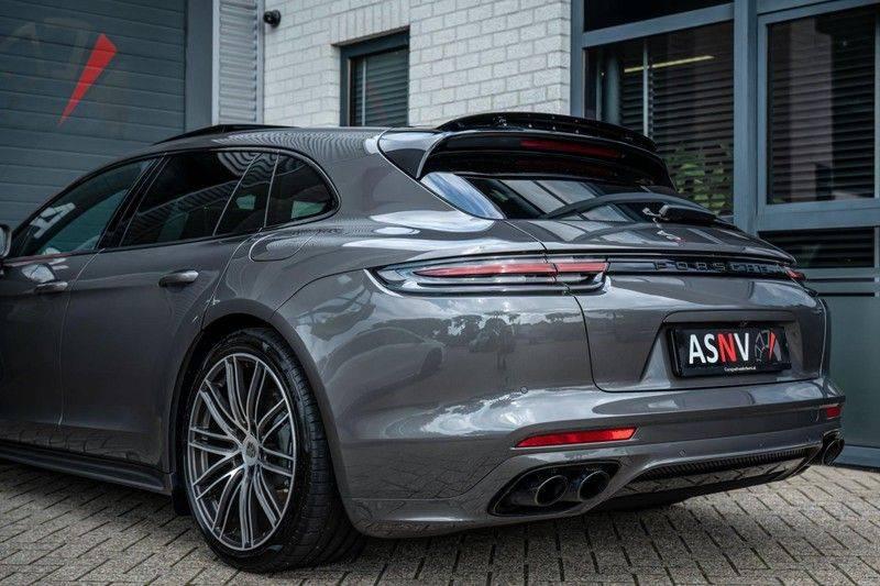 Porsche Panamera Sport Turismo 2.9 4 E-Hybrid, 462 PK, Sportuitlaat, Adapt. Cruise, Surround View, Night/Vision, Pano/Dak, Org. NL afbeelding 25