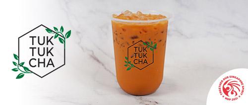 >Tuk Tuk Cha