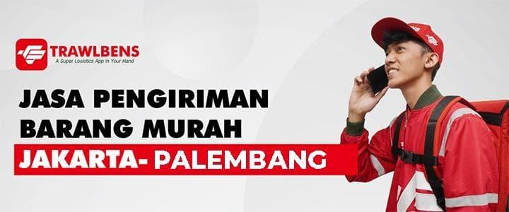 Jaminan Jasa Cargo Termurah Jakarta ke Palembang