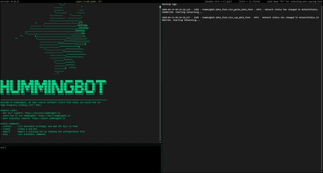 Hummingbot CLI