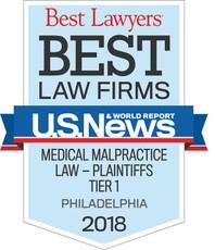 Tier 1 Medical Malpractice Lawyers